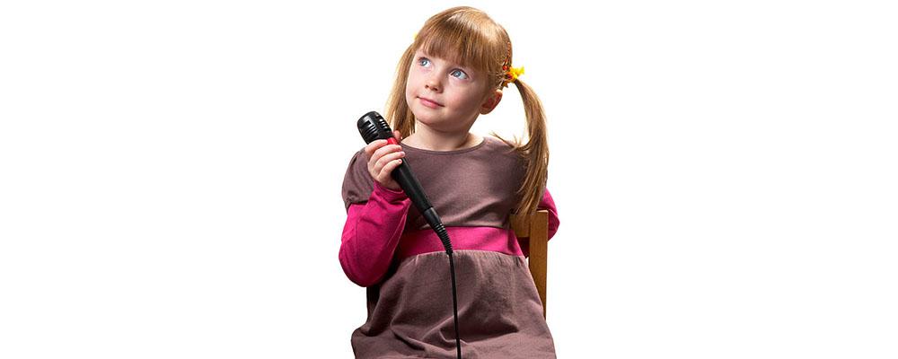 Зачем учиться петь в 3-4 года?